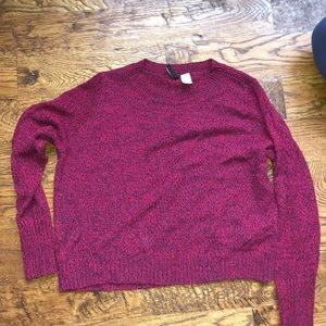 Sweater from H&M.